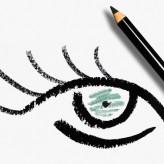 Como disfarçar olhos pequenos com maquiagem